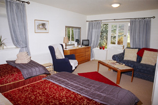 Westfield Bed and Breakfast - Garden Room - Hexham Bed and Breakfast